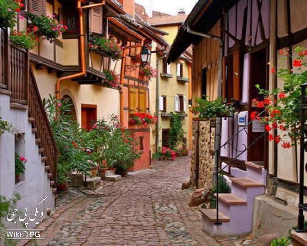 خیابان-ای-گوشیم-در-فرانسه
