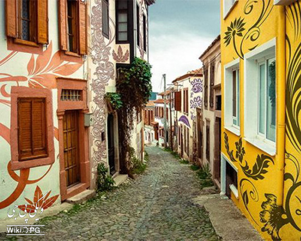 خیابان-کاندا-ایسلند-در-ترکیه