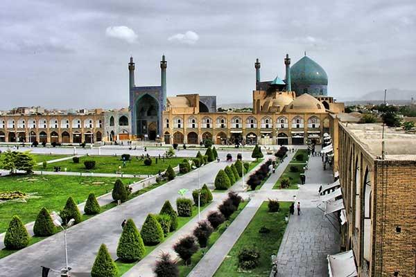میدان یا مربع نقش جهان اصفهان -ایران