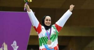 شهردار شیراز در دیدار با بهترین ورزشکار زن سال آسیا خبر داد:طراحی و ساخت سالن حرفه ای تیراندازی در شیراز