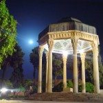 شیراز عجیب است چون حافظیه را دارد!