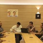 جای خالی ستون نویس حرفه ای در روزنامه های شیراز؛کوروش کمالی در دومین نشست روزنامه نگار در زوم: روزنامه های شیراز بیشتر روایتگر هستند تا تحلیلگر