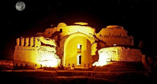 کاخ-اردشیر-بابکان-۷