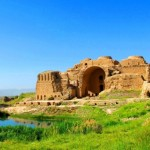 اینجا ایران است کاخ اردشیر!